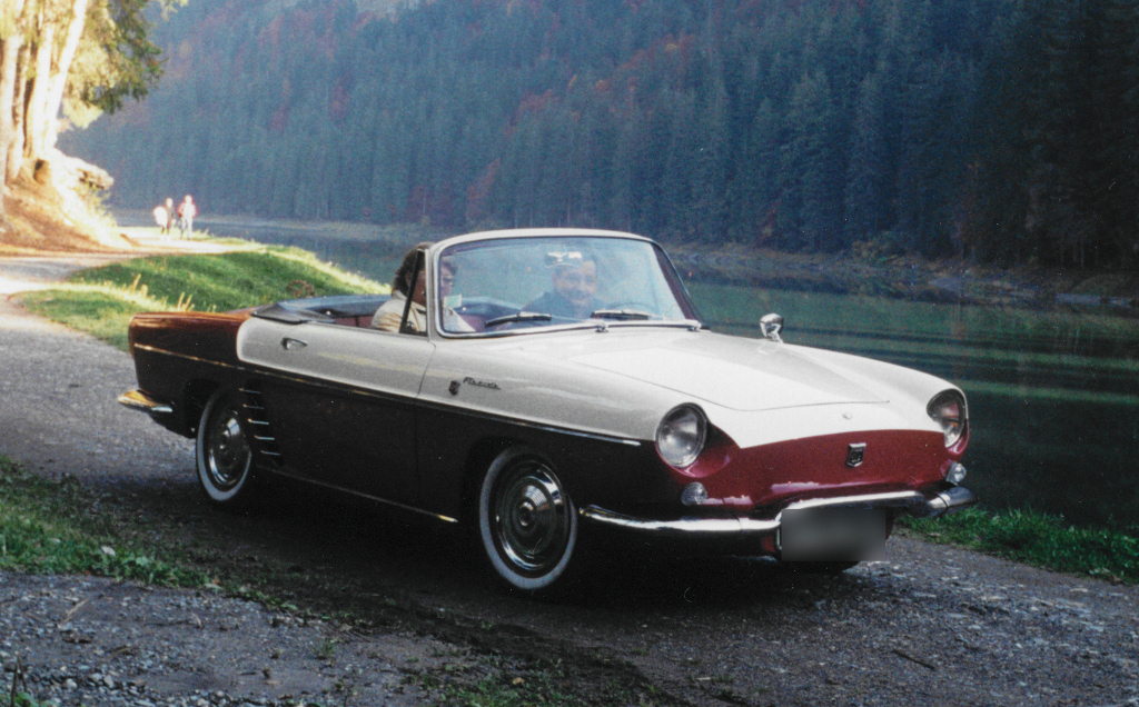 voitures des membres du retraumobile club de haute savoie  74  a partir de 1960
